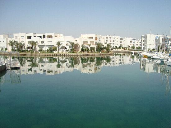 Appartement Marina Hammamet Sud