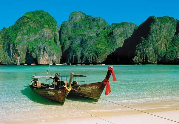 La Thaïlande : Mes visites et découvertes