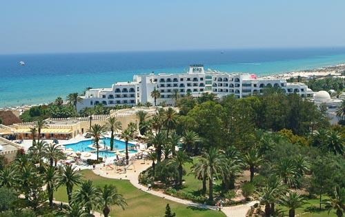 Séjour  Tunisie : Hotel Marhaba beach Sousse