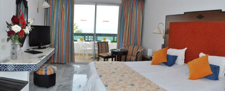 chambre marhaba beach